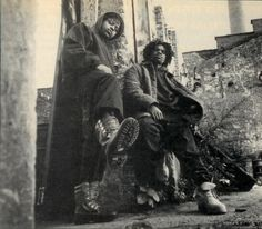 From the Brooklyn sewers Das Efx have left a benchmark in 90's hiphop much like Wu Tang but on a smaller scale I guess. Chance is nobody flows like these guys though.