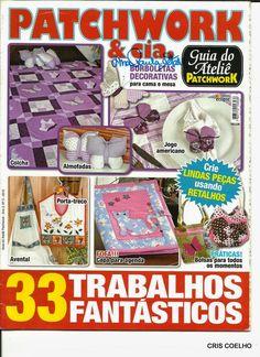 Revistas de manualidades Gratis: Revista de Patchwork 2014