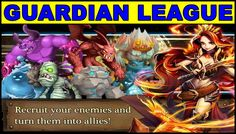 Guardian League First Look Gameplay ★ Guardian League New 2016 Roleplaying Game (RPG) by IGG Like the channel and want to help support it? Consider becoming ...