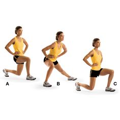 Our plyometrics-inspired lower-body routine will tone trouble spots ASAP