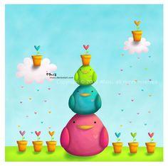 grow Love.. by iMais.deviantart.com on @deviantART