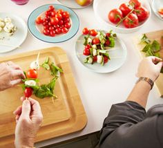 """Watch, learn, and cook! Looking for ways to cook healthier at home? Then check out Dr. Preston Maring's cooking video series, beginning with """"A Healthy Start."""""""