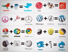 The Secret Origin of Brand Logos