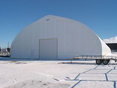 Tension Fabric Pre-Fabricated Buildings & Shelters