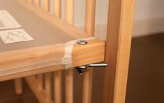 Post with 22 votes and 73625 views. Shared by Convert Ikea Crib to Co-Sleeper