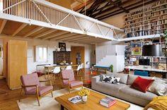 Una casa viva - Casas - Decoracion de interiores y mucho más - Elle - ELLE.ES