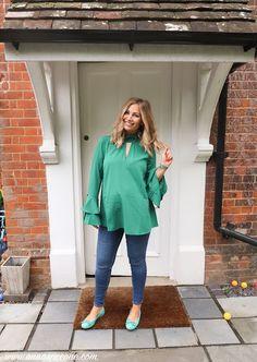 Shorter Hair & 29 Weeks Pregnant | Anna Saccone Joly