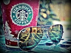 #winter#starbucks