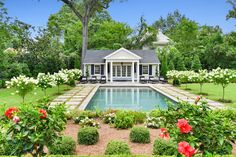 Best Pool House Designs - Top Pool House Ideas | Gambrick