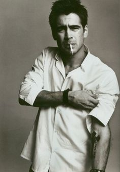 Being Irish is very much a part of who I am. I take it everywhere with me. Colin Farrell