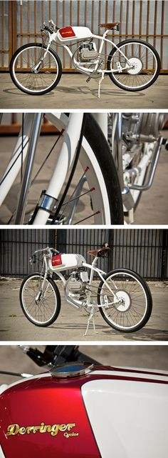 Derringer Cycles :: D. McPherson.