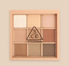 [STYLENANDA] 3CE MOOD RECIPE MULTI EYE COLOR PALETTE #SMOOTHER
