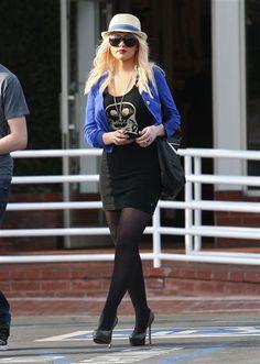 Christina Aguilera | Celebrity Photos | Wonderwall