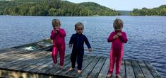 full body swimsuits for babies and toddlers Full Body Swimsuit, Baby Swimsuit, Toddler Swimming, Toddler Swimsuits, Free Beach, Toddlers, Have Fun, Babies, Summer