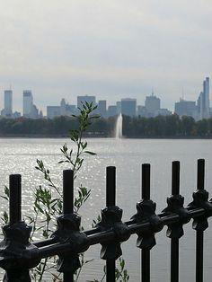 Central Park, New York City. November 15, 2013.