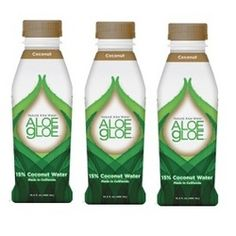 Aloe Gloe Coconut Water (12x15.2OZ )