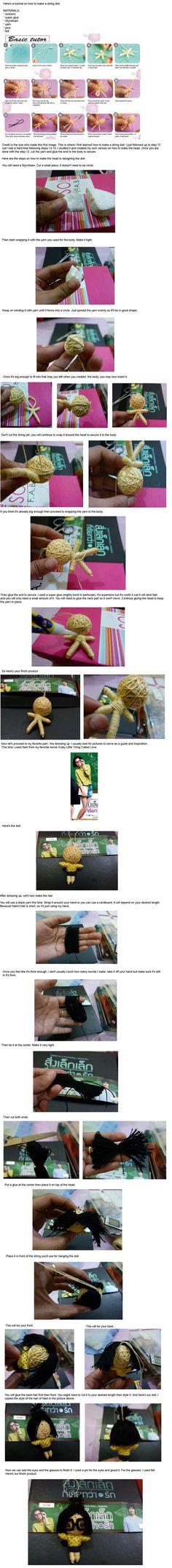 string doll tutorial by Em-Ar-Ae.deviantart.com on @DeviantArt