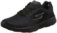 Skechers Men's GOrun 400 Accellerate Running Shoe,Black,US 12 M. Stylish running & cross training shoes made by are made to last. A well-cushioned, lightweight trainer perfect for a variety of workouts in and out of the gym. Smooth finish fabric with clean, leather-textured feel.