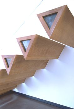 Triangular Treads