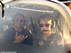 """First Look: Bradley Cooper & Emma Stone in Cameron Crowe's Latest"" The Pilot Emma Stone"