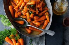 A simple Sweet roasted chantenay carrots recipe for you to cook a great meal for family or friends. Buy the ingredients for our Sweet roasted chantenay carrots recipe from Tesco today.