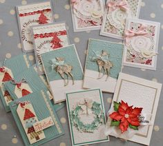 The Dining Room Drawers: Christmas Cards Christmas Bird, Christmas Cards To Make, Christmas 2017, Holiday Cards, Christmas Crafts, Beautiful Handmade Cards, Card Sketches, Christmas Printables, Cute Cards