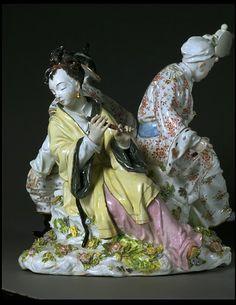 Willems, Joseph, born 1710 - died 1766 (modeller)  Chelsea Porcelain factory (manufacturer) Soft Paste