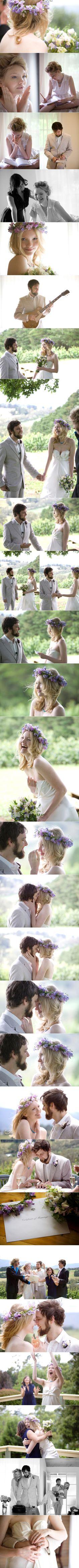 SO gorgeous wedding.