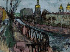 Painting-St. Petersburg
