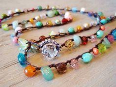 diy bohemian jewelry - Google Search