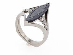 custom concept designed modern vintage ring