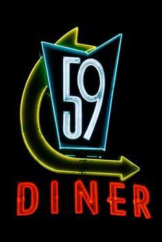 59 Diner, Houston, TX