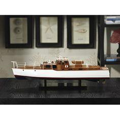 Zodax Classic Model Boat $592.99