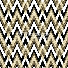 Clipart vectoriel : Pattern in zigzag