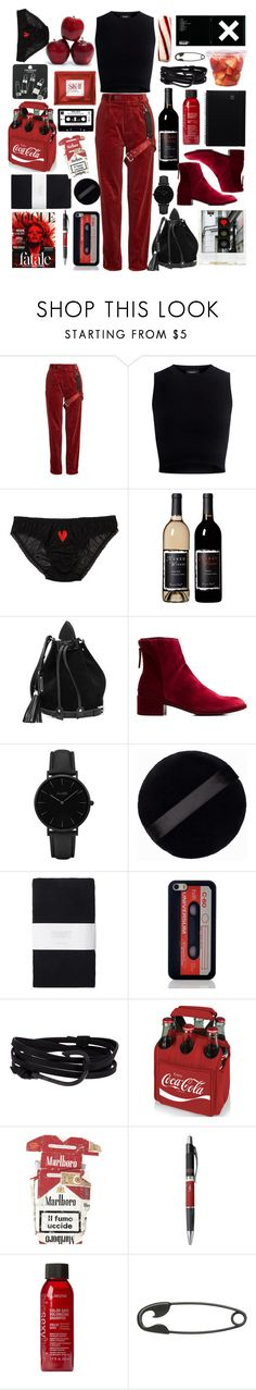 """▫"" by liberian ❤ liked on Polyvore featuring Alyx, Theory, Polaroid, Yves Saint Laurent, Raparo, CLUSE, MAKE UP STORE, Toast, MIANSAI and Picnic Time"