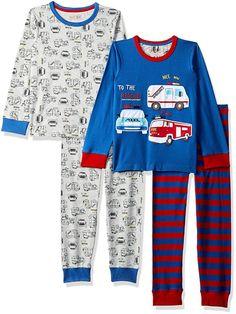 Csbks Toddler Kids Halloween Pajama Sets Boys Girls Cotton Long Sleeve Sleepwear
