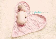 #Crochet Pattern: Photography Heart Mat by Crochet My Love $3.00