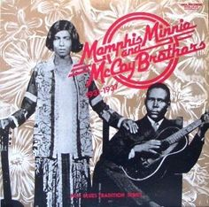Memphis Minnie and Big Bill