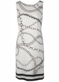 Nautical Print Dresses | Damsel in a Dress chain print dress, #169 at John Lewis