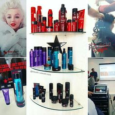 Na segunda, fomos ao evento de lançamento dos produtos da marca #SexyHair, que são vendidos nas lojas #Sephora no Brasil! . 💇Entre o lançamento, tem o novo leave-in que traz 22 benefícios em um só produto, o #SoyaWantItAll, ele funciona também como um pós-shampoo! R$99.  O evento foi super bacana e mostramos no #snapchat EIEUTIL e também no stories do Insta! Nos acompanhem por lá, sempre mostramos os primeiros testes de produtos, antes de ir a resenha para o blog.  #eiEutil #sexyhairbr…