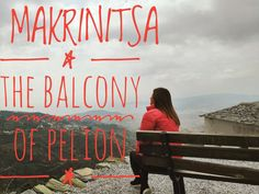 MAKRINITSA - THE BALCONY OF PELION Balcony, Greece, Memories, In This Moment, Movie Posters, Travel, Life, Greece Country, Memoirs