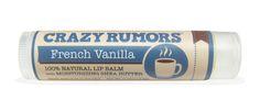 Crazy Rumors French Vanilla Lippenbalsam 4,4ml