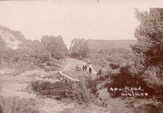 Target Kloof, late 1800s