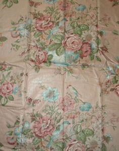 Vintage pink cotton