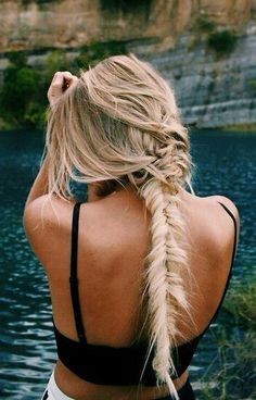 fish braid | #hair #braid