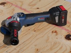Bosch 18V Cordless Grinder Review - Tools in Action fd66f2e6fb6e5