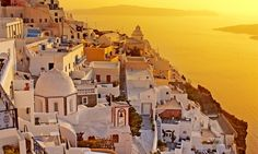 City-hopping vacation in Greece grants time to see the ancient temples of Acropolis, blue-domed churches of Santorini, and other sites