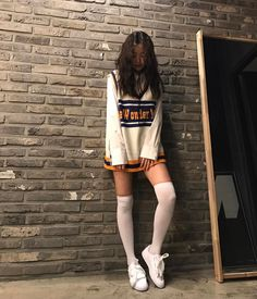 Find images and videos about fashion, style and kpop on We Heart It - the app to get lost in what you love. Ulzzang Fashion, Kpop Fashion, Girl Fashion, Fashion Outfits, Womens Fashion, Fashion Design, Japanese Outfits, Japanese Fashion, Korean Street Fashion