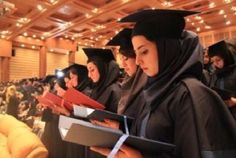 Iranian Women Banned From 77 College Majors