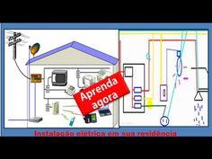 Instalação eletrica em sua residencia prof Jonias C,Feitosa - YouTube